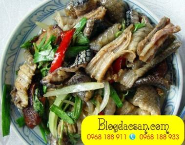 4 mon dac san dong thap khong phai ai cung dam thu